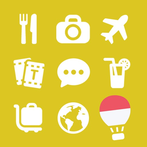 LETS Travel Indonesia! Indonesian PhraseBook Guide