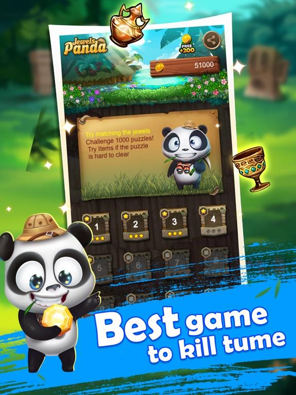 Jewels Panda screenshot 10