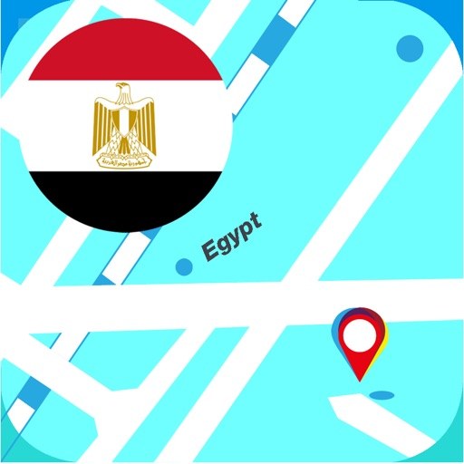 Egypt Offline Map