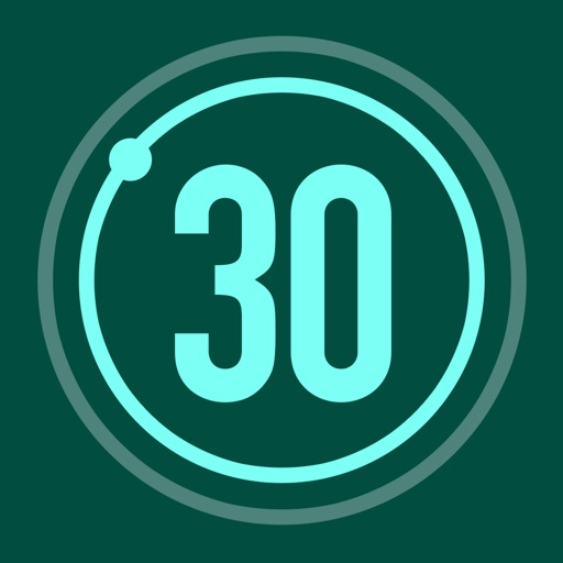 30天健身鍛煉挑戰