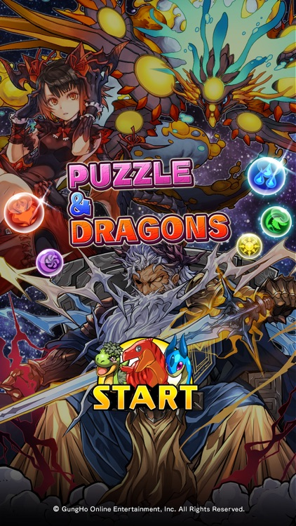 Puzzle & Dragons screenshot-0