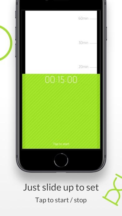 Simple Repeat Timer. Screenshots