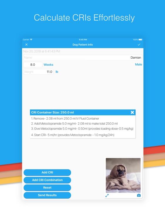 Veterinary CRI Plus screenshot-6