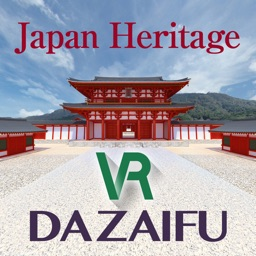 VR Japan Heritage DAZAIFU