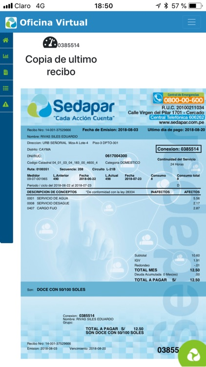 OV Sedapar screenshot-4