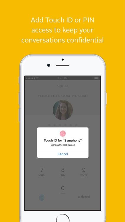 Symphony Secure Communications