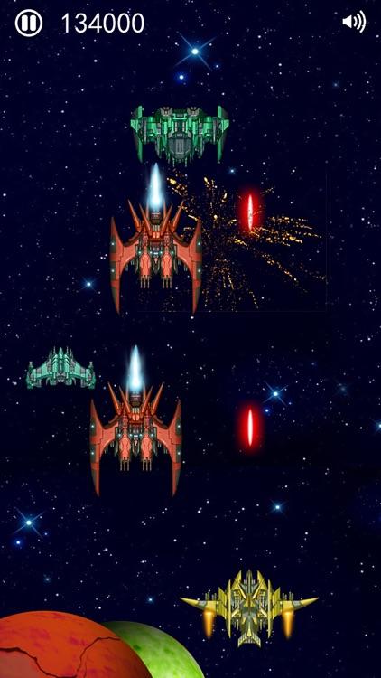 War of Galaxy screenshot-4
