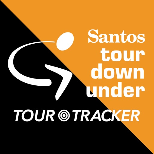 Santos Tour Down Under Tracker