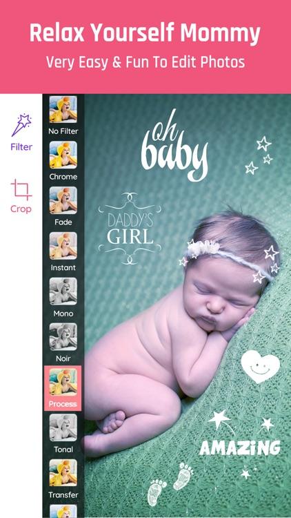 Baby Photo- Pregnancy Pics App screenshot-3