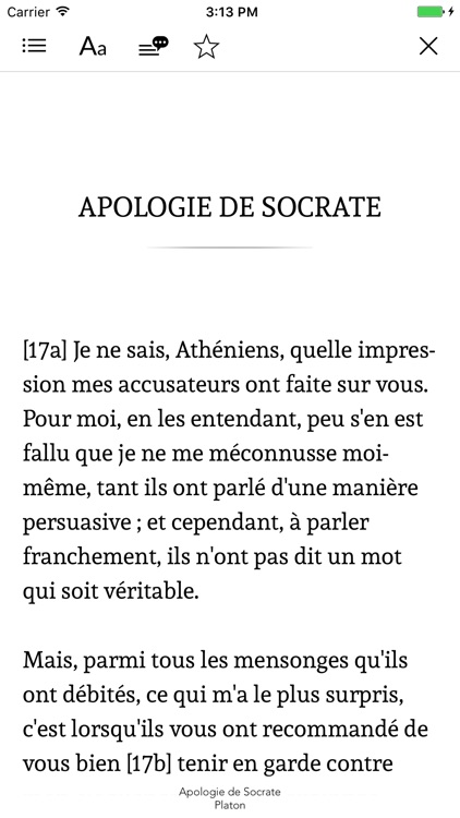 Philosophie (Anthologie de la) screenshot-2