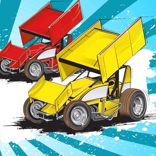 Dirt Racing 2 Sprint Car Game