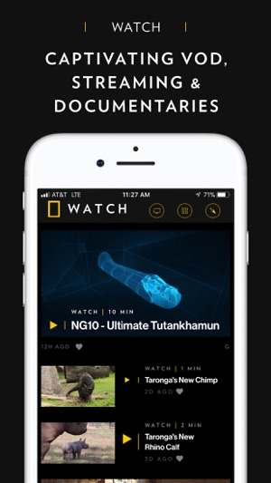National geographic for optus on the app store iphone ipad gumiabroncs Choice Image