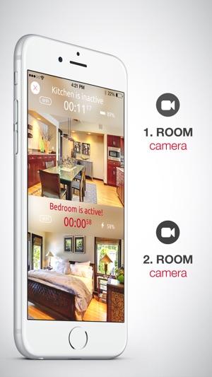 Home Security Monitor Camera Screenshot