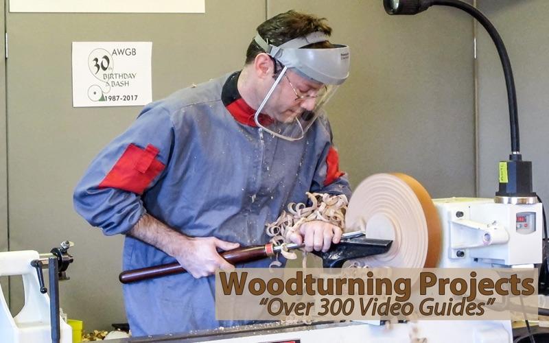 Woodturning Projects screenshot 1