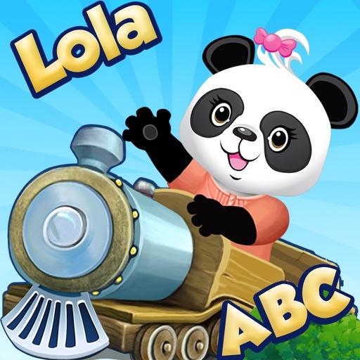 Lola и алфавитный паровозик - Научитесь читать