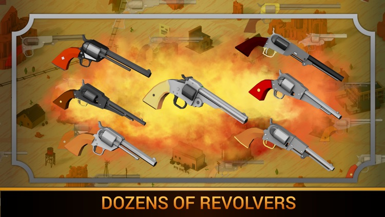 Gold and Guns: Western screenshot-3