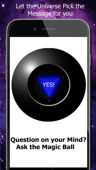 Magic Crystal Ball Answers screenshot one