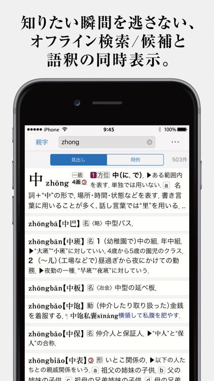 中日・日中辞典【第3版】