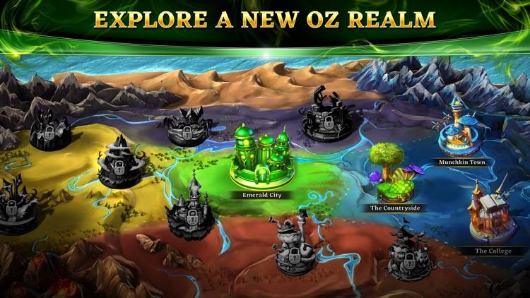 Oz: Broken Kingdom™ screenshot-3