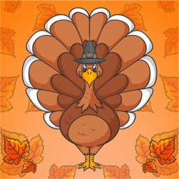 Thanksgiving Stickers Pack!