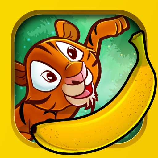 Download Tiger Jungle Jump free for iPhone, iPod and iPad