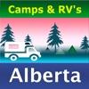 Alberta – Camping & RV spots