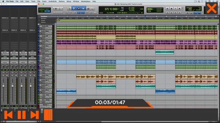 MIDI Course For Pro Tools screenshot-3
