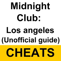 Cheats for Midnight Club: Los Angeles (Unofficial Guide)