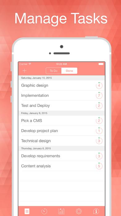 Be Focused Pro - Focus Timer app image
