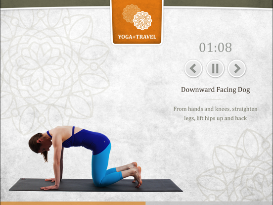 Yoga+Travel screenshot