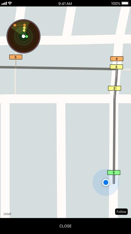 NaviGoto - Simple Navigation screenshot-5