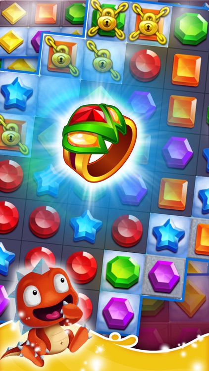 Jewel pop puzzle match 3 king screenshot-3