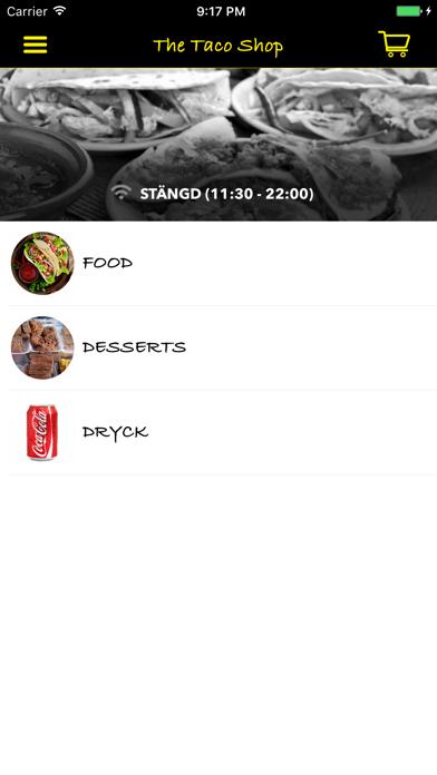 The Taco Shop Screenshot