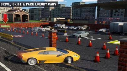 5th Wheel Car Parking Spot 3D-2