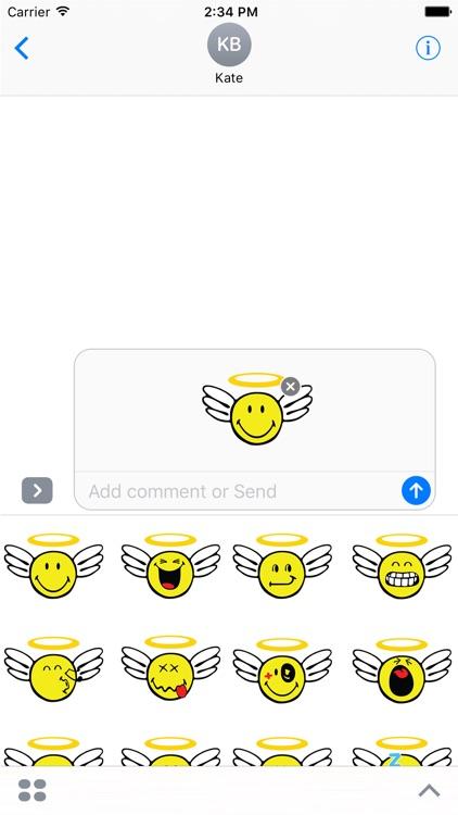 Smiley Angel Pack