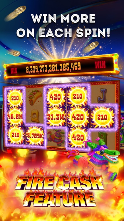 Lucky Time - Play Vegas Slots screenshot-3