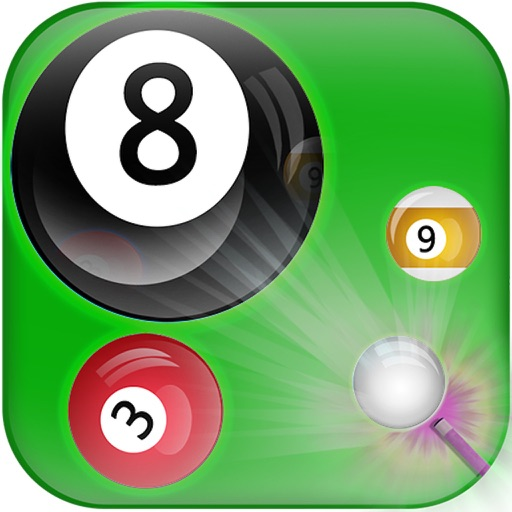 REAL 8 BALL POOL SNOOKER