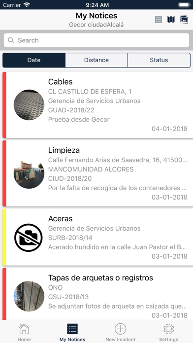 Gecor ciudadAlcalá screenshot 3