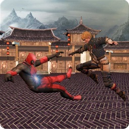 Superheroes Vs Kungfu Fighters