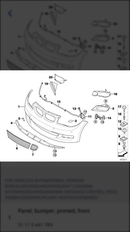 Car parts for BMW, Mini (ETK) screenshot-4