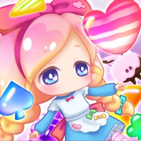 Codes for Alice in Candy Puzzle Hack