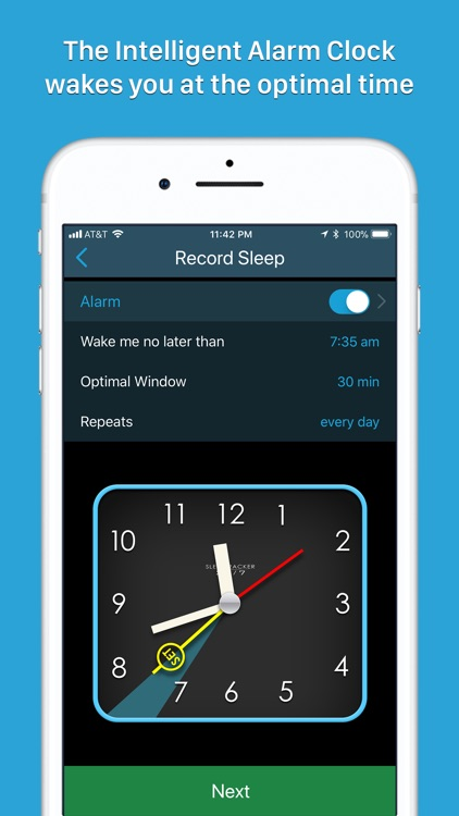 Sleeptracker® 24/7