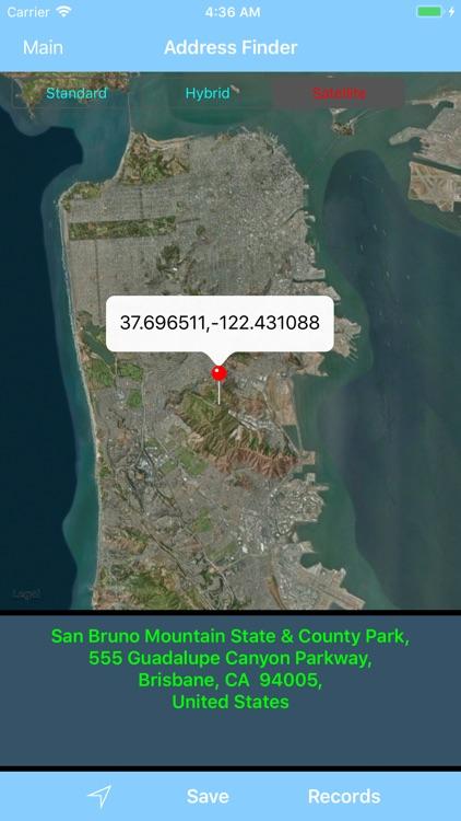 Address & IP Tracker Pro