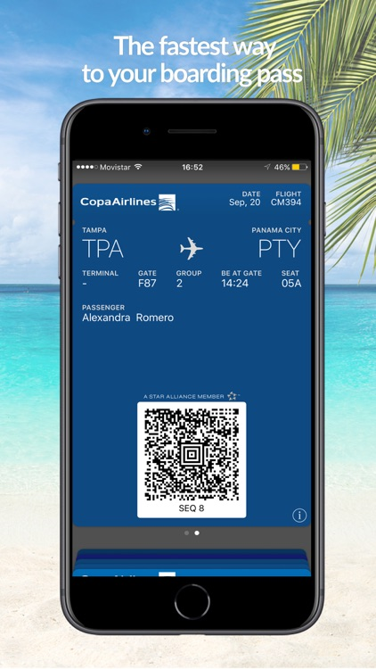Copa Airlines screenshot-3