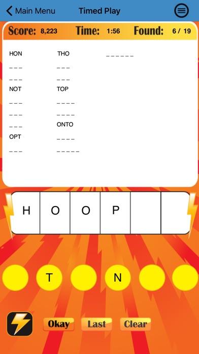 Word Zapper screenshot1