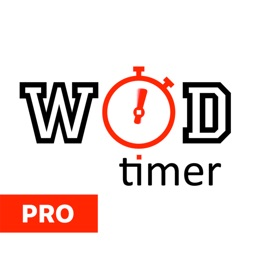 WOD Timer pro Apple Watch App