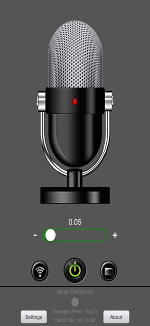 voice activated recorder device