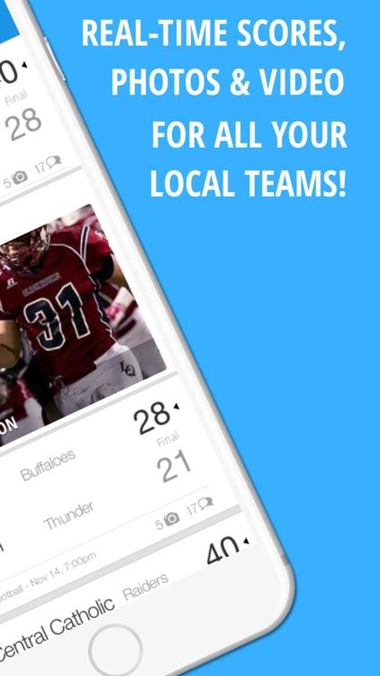 ScoreStream Sports Scores
