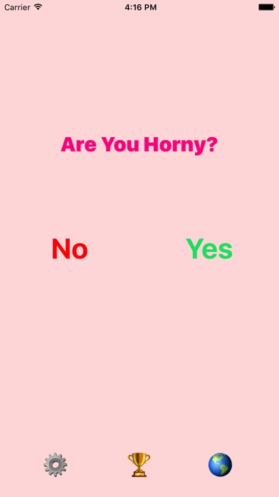 Horny apps