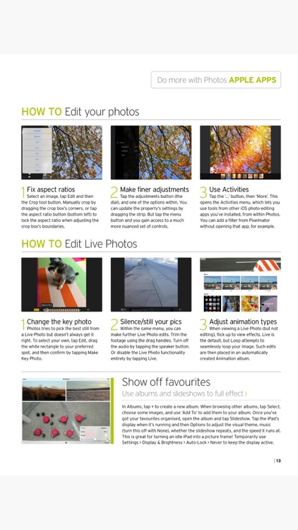 iPad User: the companion iPad magazine for all models screenshot-4
